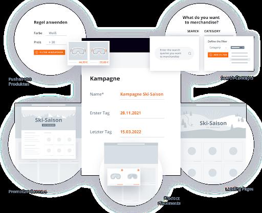 Findologic_Merchandising-Kampagnen