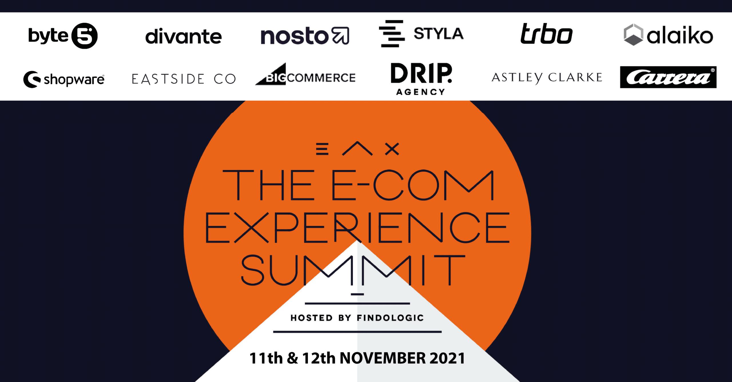 E-Com Experience Summit 2021