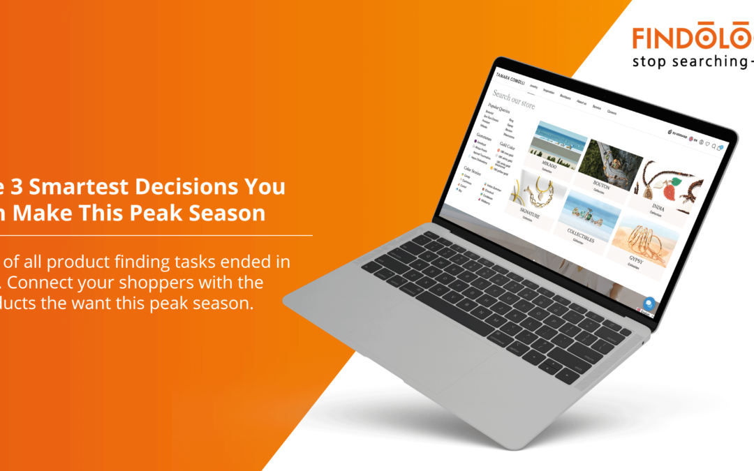 The 3 Smartest Decisions You Can Make This Peak Season
